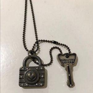 Harajuku Lovers Necklace